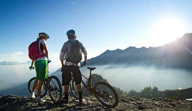 Mountainbike Zell am See